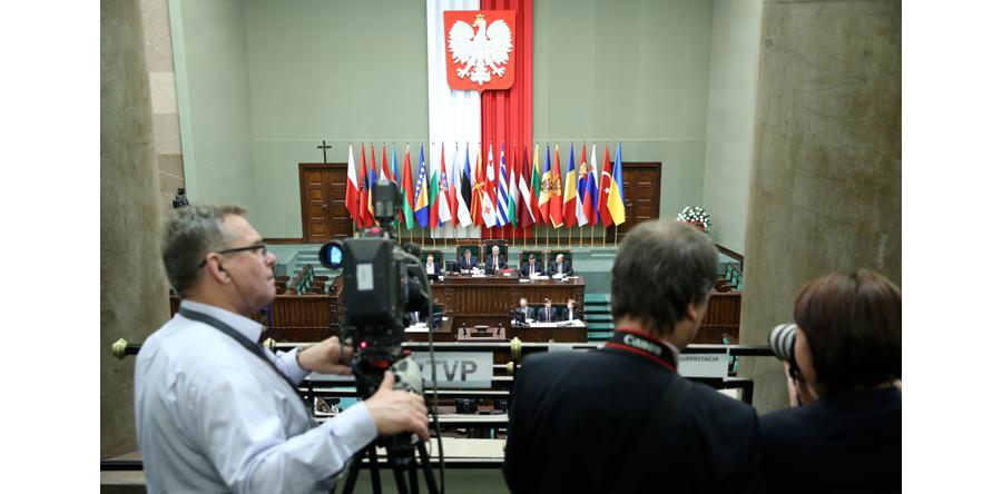 W Sejmie rozpoczął się szczyt szefów parlamentów państw Europy Środkowej i Wschodniej