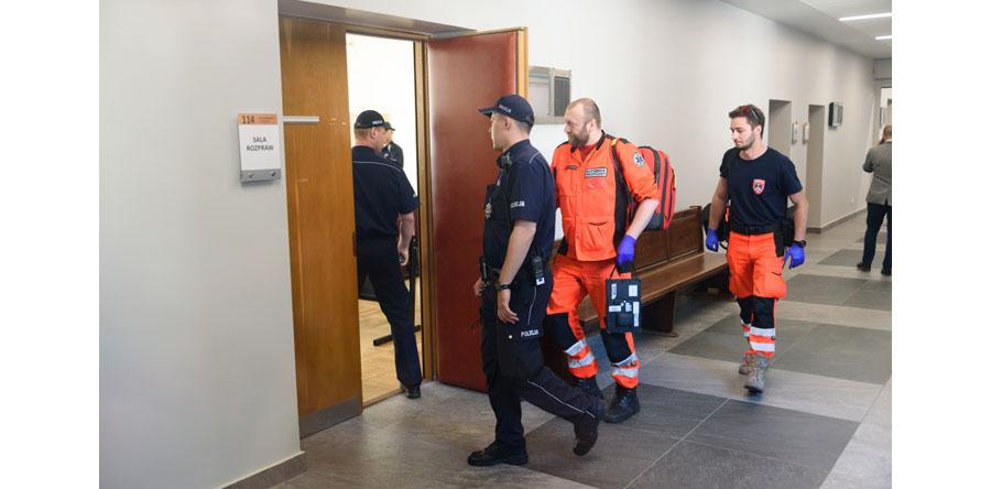 """Poznań/ Proces """"Hossa"""" odroczony do 28 czerwca"""