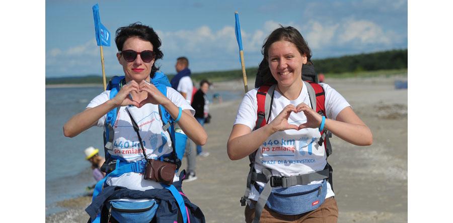 Rusza rajd nad Bałtykiem na pomoc kobietom z niepełnosprawnością ruchową