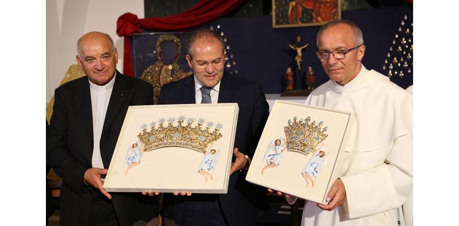 Poświęcone przez papieża Franciszka korony ozdobią jasnogórski obraz