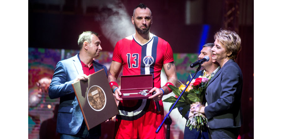 Zwycięstwo drużyny gwiazd Marcina Gortata na zakończenie 10. edycji campów