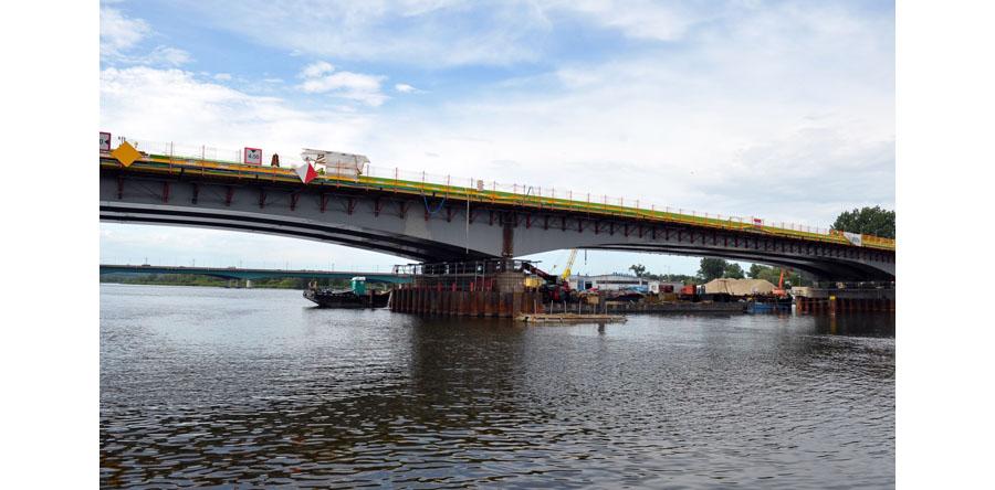 Szczecin/ Od czwartku Most Cłowy przejezdny dla autobusów i pieszych