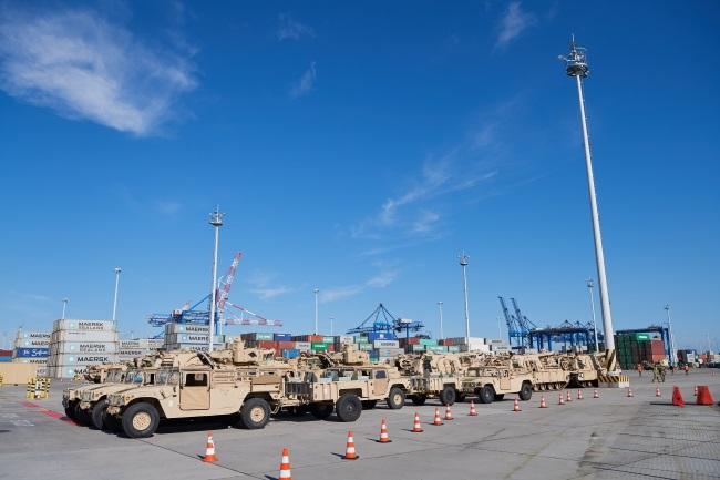 Z Kansas do Żagania – transfer wojsk amerykańskich do bazy w Drawsku Pomorskim