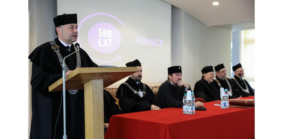 W Warszawie zainaugurowano centralne obchody 500-lecia reformacji