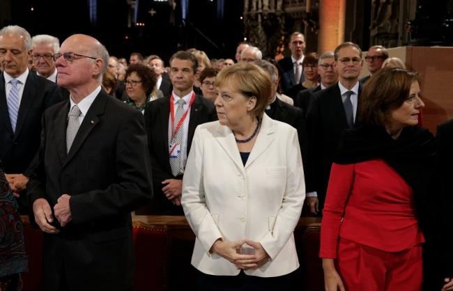 Obchody rocznicy zjednoczenia Niemiec
