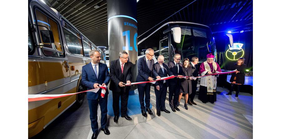 Nowy dworzec autobusowy we Wrocławiu