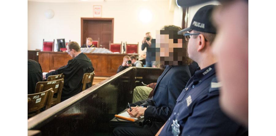Łódź/ Rozpoczął się proces Polaka oskarżonego o terroryzm